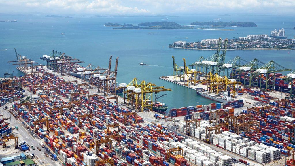 SMV eksportstrategi - havn