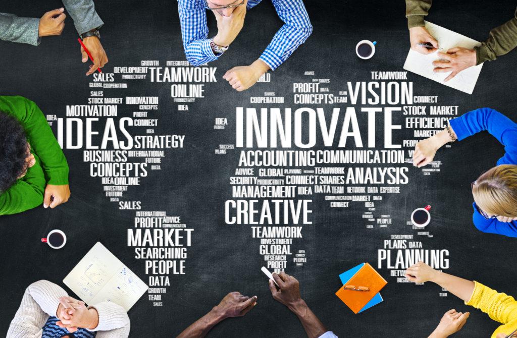 Strategidag - innovation
