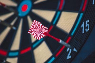 Den gode SMV strategi - vejen til succes - Målskive